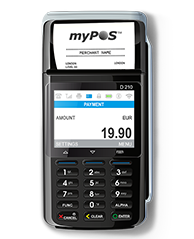 Device mypos Mini Ice